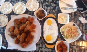 Angeles-City-Korean-Town-Friendship-Hi-way-Boom-Chicken-Restaurant-food
