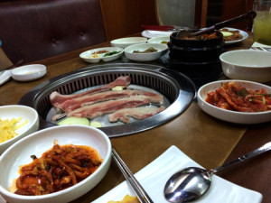 Angeles-City-Korean-Town-Friendship-Hi-way-Unlimited-Buffet-Kang-San-Ae-Unlimited-meat-Buffet-kimchi