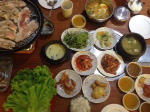 Angeles-City-Korean-Town-Friendship-Hi-way-Yu-Ganne-2-Restaurant-Unlimited-Samgyupsal-foods-002