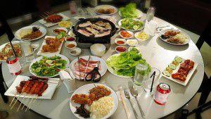 Angeles City Korean Town Koa Hotel Korean Food