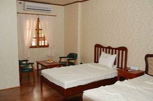 Angeles City Korean Town Koa Hotel rooms
