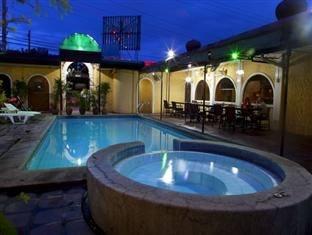 Angeles City Perimeter Road Fields Avenue Don Juico Avenue Phoenix Hotel Swimming Pool Angeles