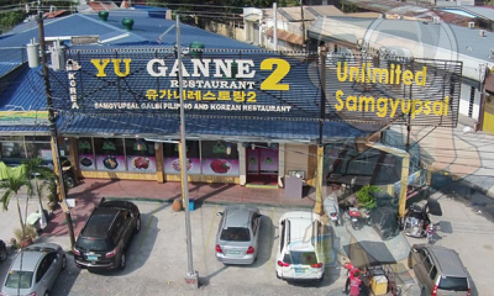 Angeles-City-Korean-Town-Friendship-Hi-way-Yu-Ganne-2-Restaurant-Unlimited-Samgyupsal