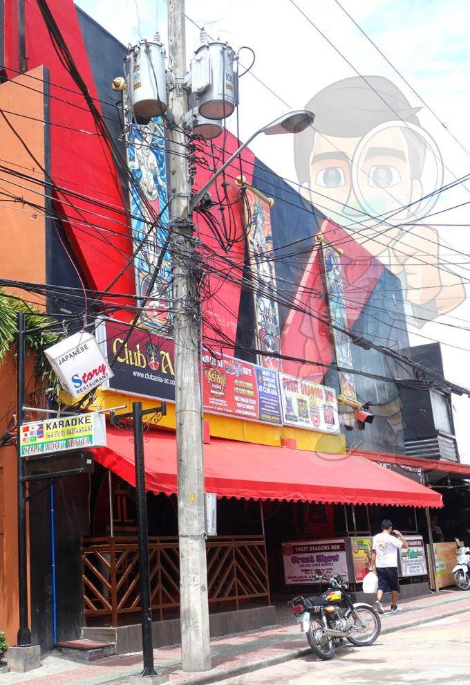 Club Asia Bar