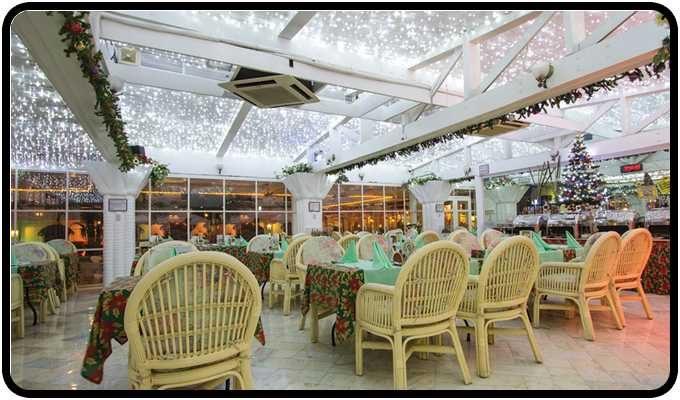 Panorama Restaurant Clarkton Hotel